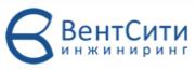 Логотип ВентСити Инжиниринг