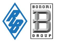 Логотип Rubinetterie Bresciane Bonomi S.p.A.