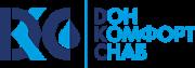 Логотип ДонКомфортСнаб