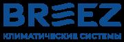 Логотип Бриз - Климатические системы