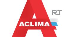 Логотип ACLIMA Rostec