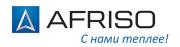 Логотип  АФРИЗО УКРАИНА