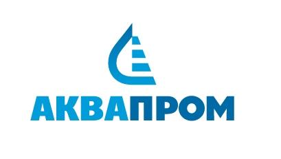 Логотип АКВАПРОМ