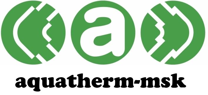 Логотип акватерм-мск