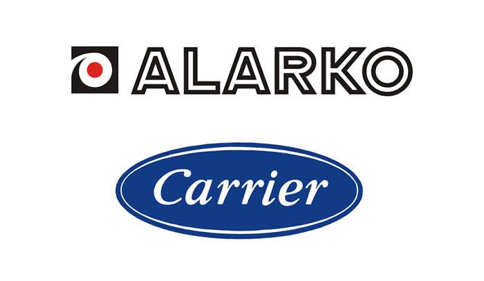 Логотип ALARKO CARRIER SANAYI VE T?CARET A.?.