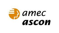 Логотип AMEC ASCON