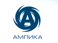 Логотип Ампика