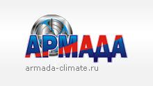 Логотип Армада-Климат