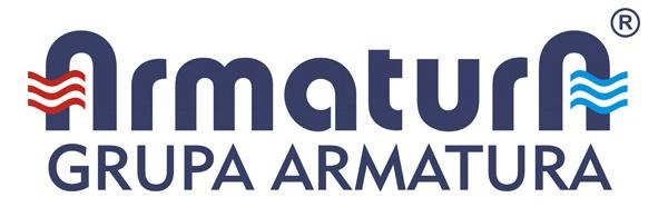 Логотип АРМАТУРА КРАКОВ ГРУППА АРМАТУРА