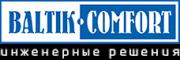 Логотип Балтик-комфорт