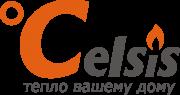 Логотип Цельсис