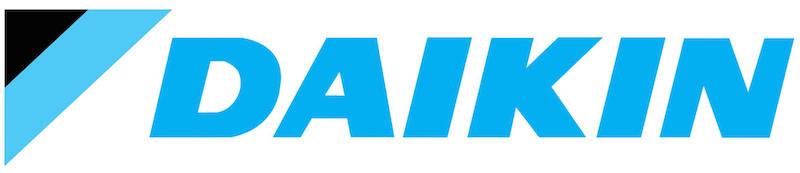 Логотип Daikin, представительство в РФ