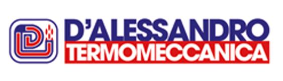 Логотип D'ALESSANDRO TERMOMECCANICA S.R.L.