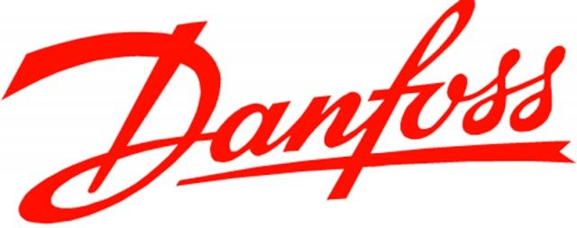 Логотип Данфосс