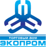 Логотип ЭКОПРОМ, ТОРГОВЫЙ ДОМ