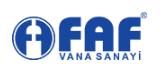 Логотип FAF Valve Compаny
