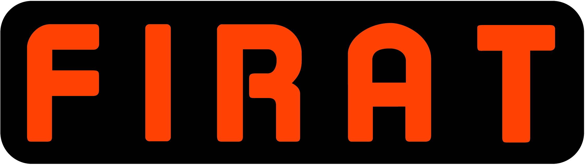Логотип ФИРАТ ПЛАСТИК