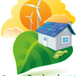 Логотип Green Technology