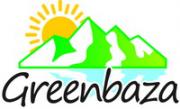 Логотип Greenbaza