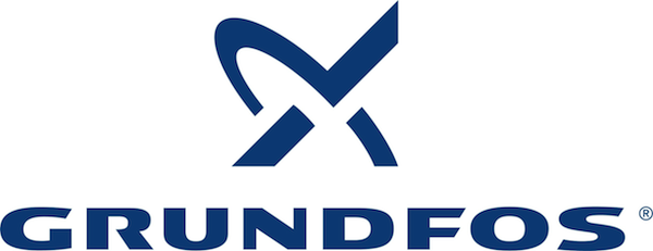 Логотип Грундфос