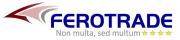 Логотип Группа комапний ФЕРОТРЕЙД (FeroTrade)