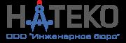 Логотип Инженерное бюро  Hateko
