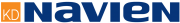 Логотип KD NAVIEN