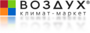 Логотип Климат-маркет «Воздух»