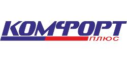 Логотип Комфорт Плюс