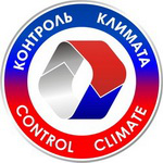 Логотип КОНТРОЛЬ КЛИМАТА