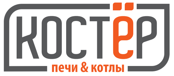 Логотип Костёр