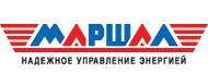 Логотип МАРШАЛ, ТД