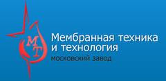 Логотип Мембранная Техника и Технология