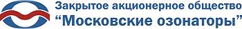 Логотип Московские озонаторы