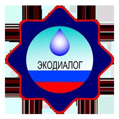 Логотип НПФ Экодиалог