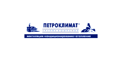 Логотип Петроклимат