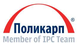 Логотип ПОЛИКАРП
