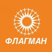 Логотип Производственная компания Флагман