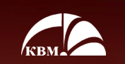 Логотип Производственное объединение КВМ