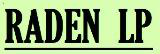 Логотип Raden LP
