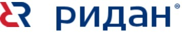 Логотип Ридан