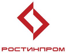 Логотип РОСТИНПРОМ