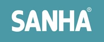 Логотип Sanha
