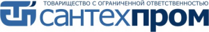 Логотип САНТЕХПРОМ