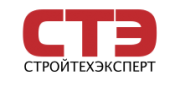 Логотип Строительно-техническая экспертиза СТЭ