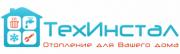 Логотип ТехИнстал