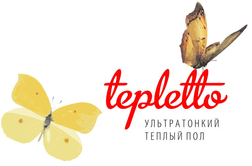 Логотип Теплетто