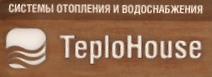 Логотип Теплохаус
