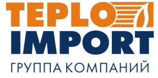 Логотип Теплоимпорт-Кама