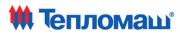 Логотип НПО Тепломаш